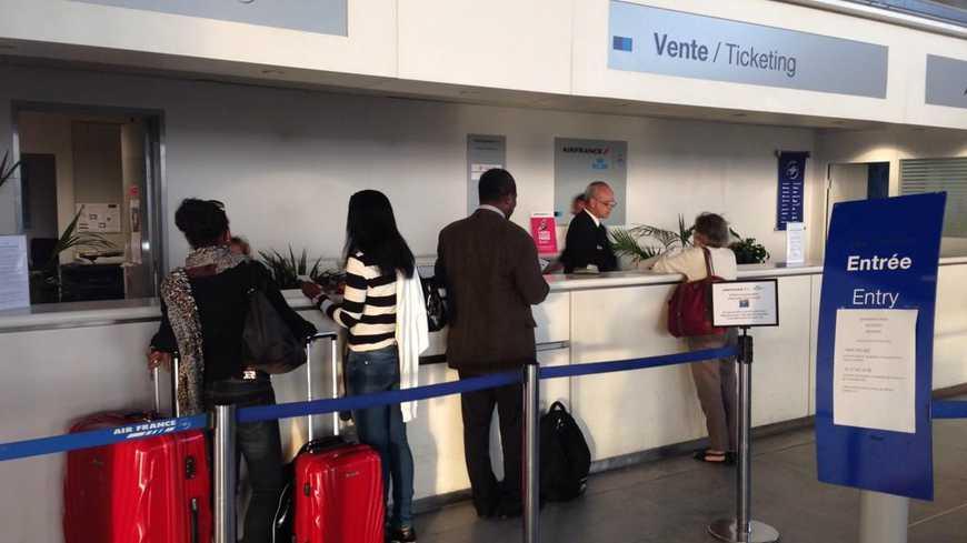 renseignements aéroport