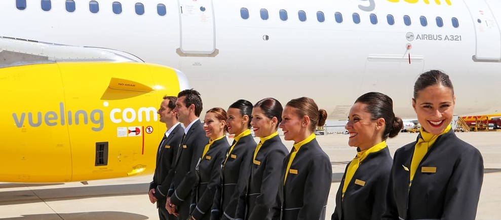 équipage vueling