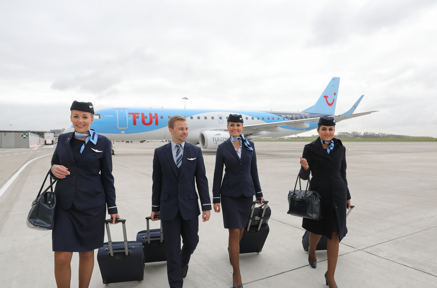 équipage TUI Fly