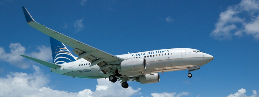 avion copa airlines