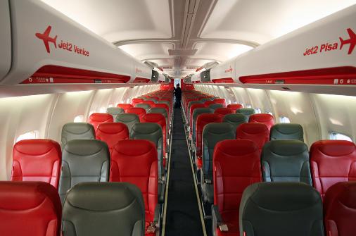 cabine avion jet2