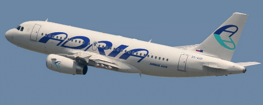 Avion Adria Airways