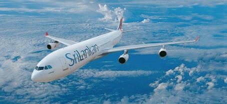 Avion Srilankan Airlines