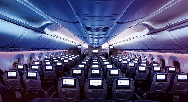 Cabine Aeromexico