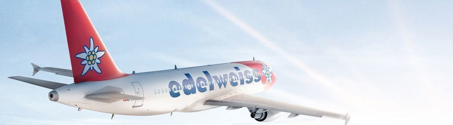Avion Edelweiss Air
