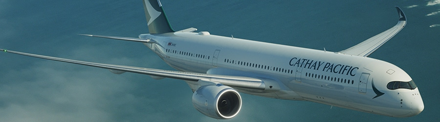 Avion Cathay Pacific