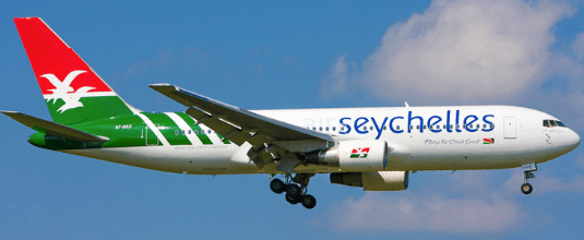 Avion Air Seychelles