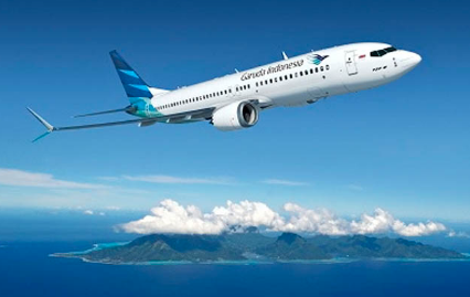 Avion Garuda Indonesia