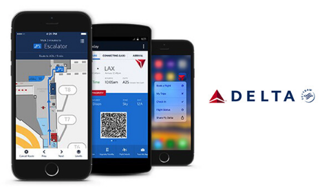 Application Delta Airlines