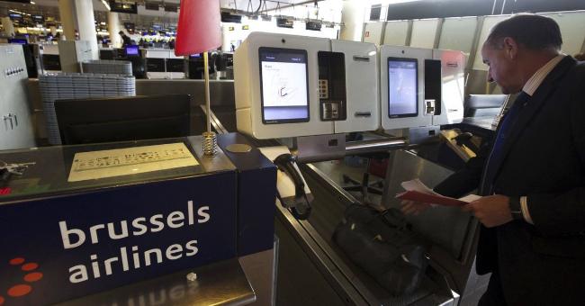 Enregistrement Brussels Airlines