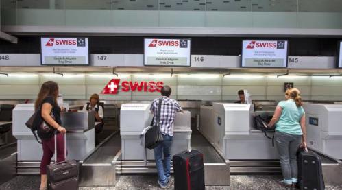 Enregistrement Swissair