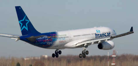 Avion Air Transat