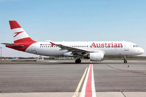 Avion Austrian Airlines