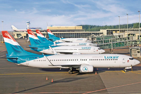 Avion Luxair