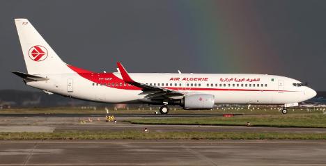 Avion Air Algérie