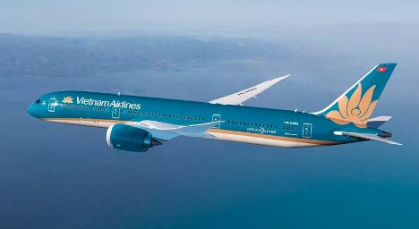 Avion Vietnam Airlines