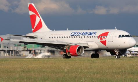 Avion Czech Airlines